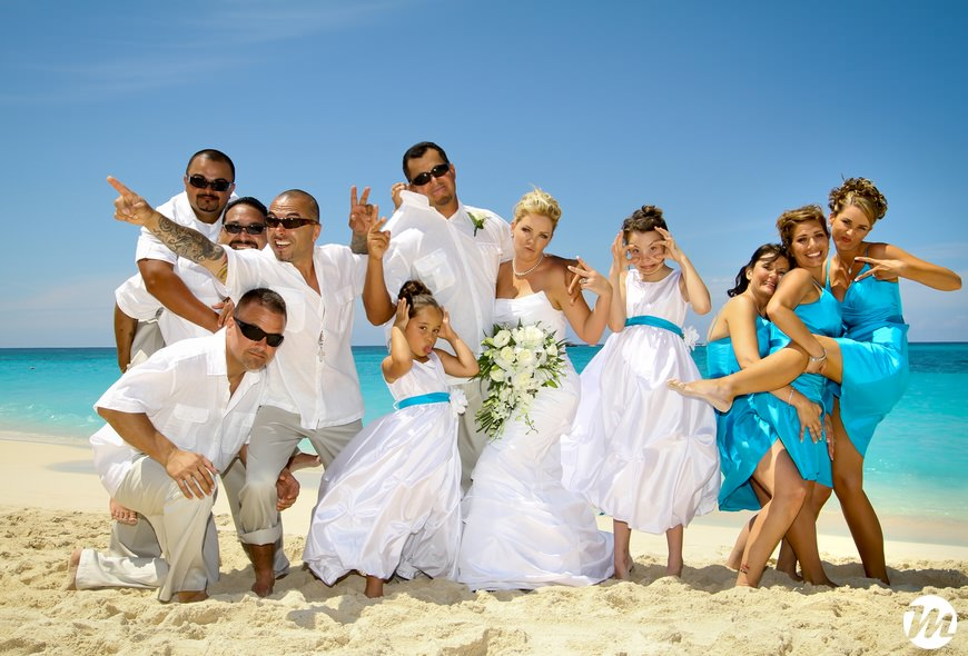 Riu Palace Paradise Island Weddings