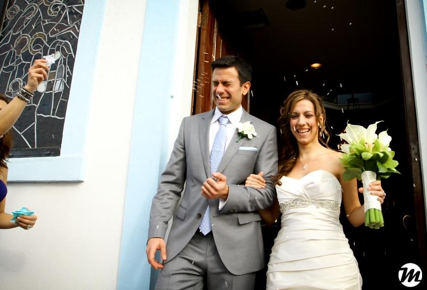 Nassau Bahamas Greek Wedding