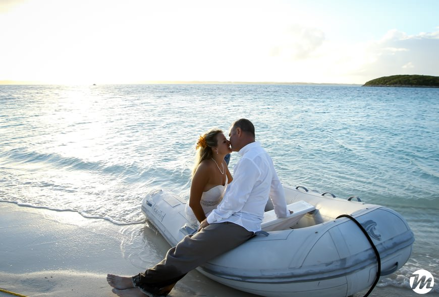 Stephanie &amp- Mike Stunning Exuma Wedding