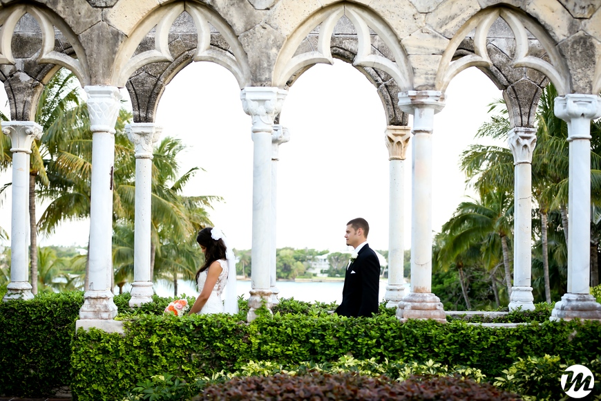30one And Only Ocean Club Wedding Photos